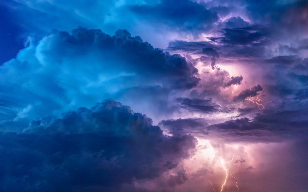 Luisteren naar de wijsheid van de storm